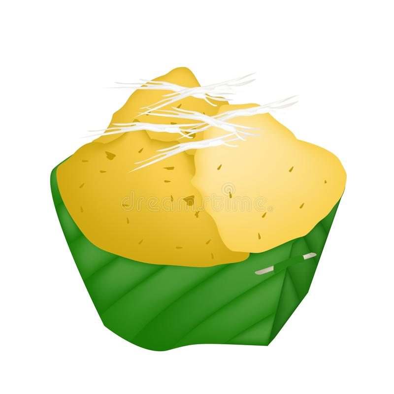 Banana Cake With Less Sugar
