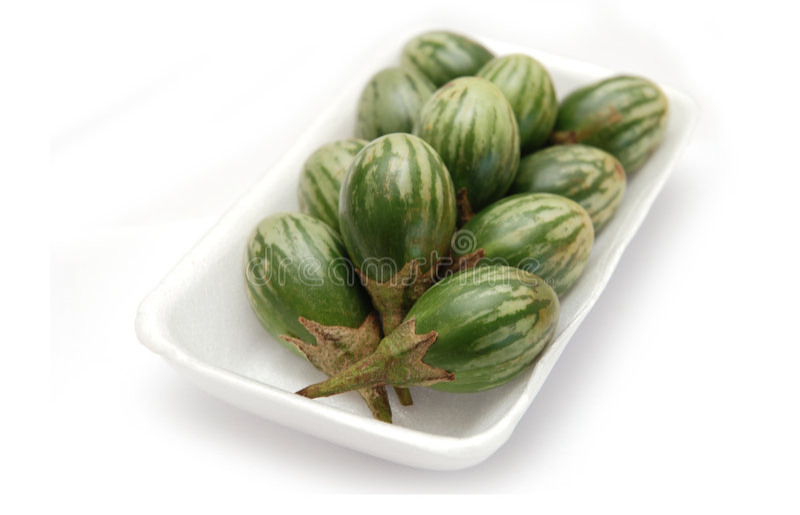 Download Thai Eggplant stock image. Image of food, gastronomic - 9103607