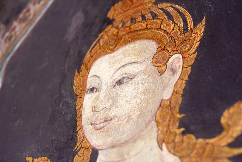 Thai female royalty free stock image