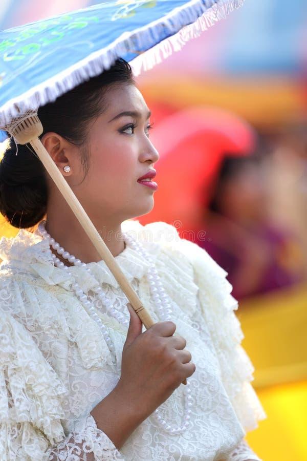 Thai Festival Editorial Stock Image
