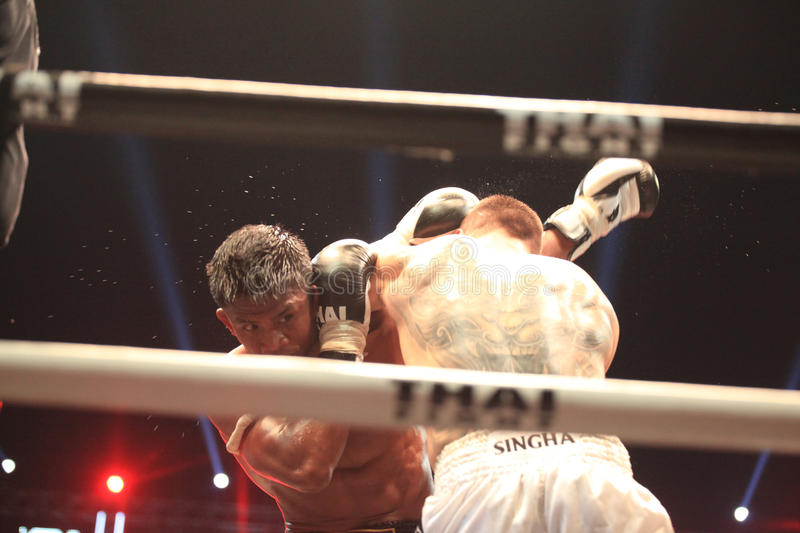 Download THAI FIGHT 2012, Final Round Editorial Stock Photo - Image: 28253913