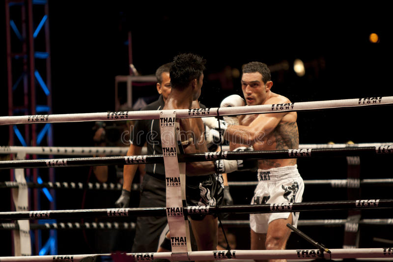 Download Thai Fight editorial photography. Image of house, thai - 22503902