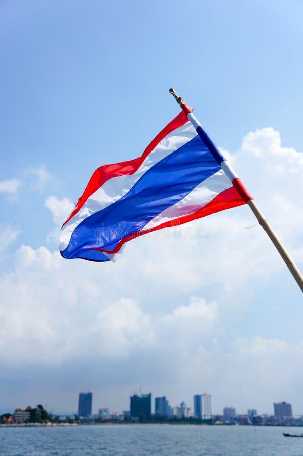 Thai flag stock images