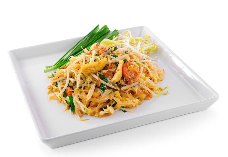 Thai food Pad thai stock images