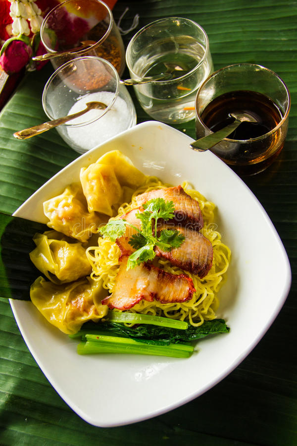 Thai Food. In thailand ,thai culture royalty free stock photos
