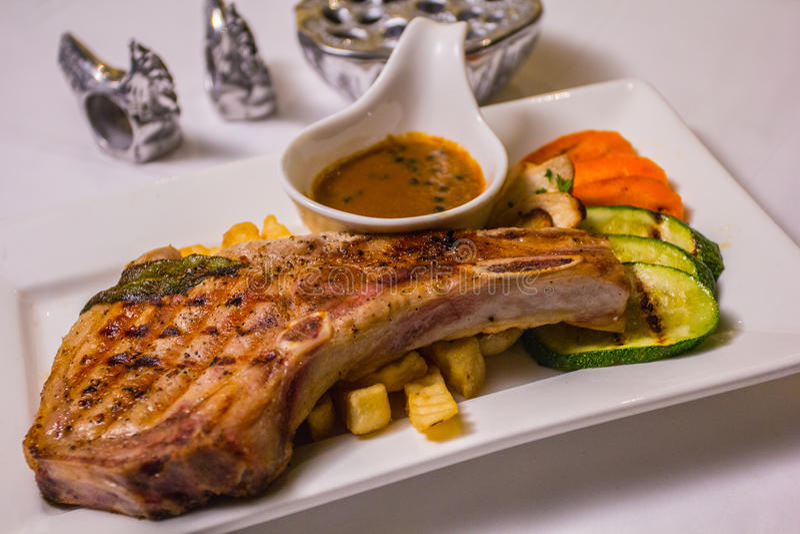 Thai Food. In thailand ,thai culture stock photo