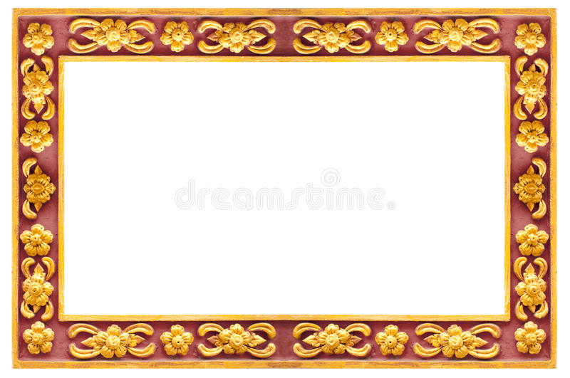 fab8ab9d051c Thai frame stock photo. Image of decorative, style, design - 31517752