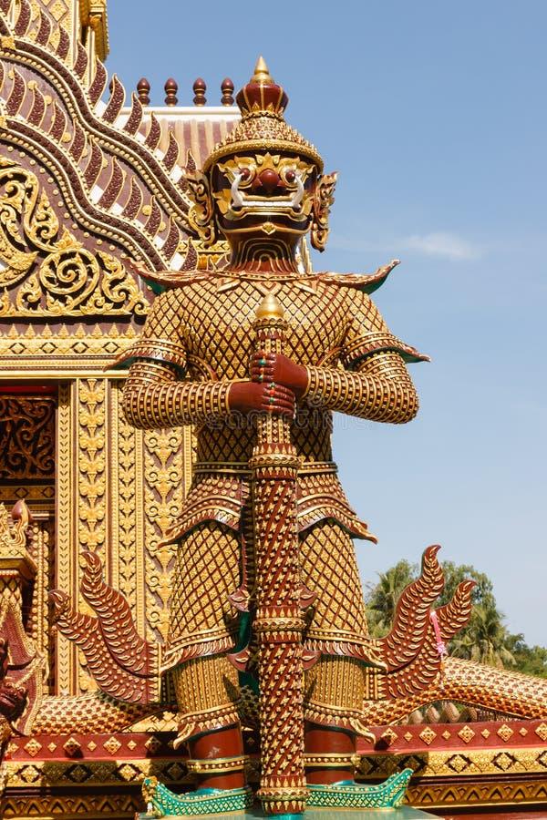 Free Thai Giant Statues Stock Photo - 41304460