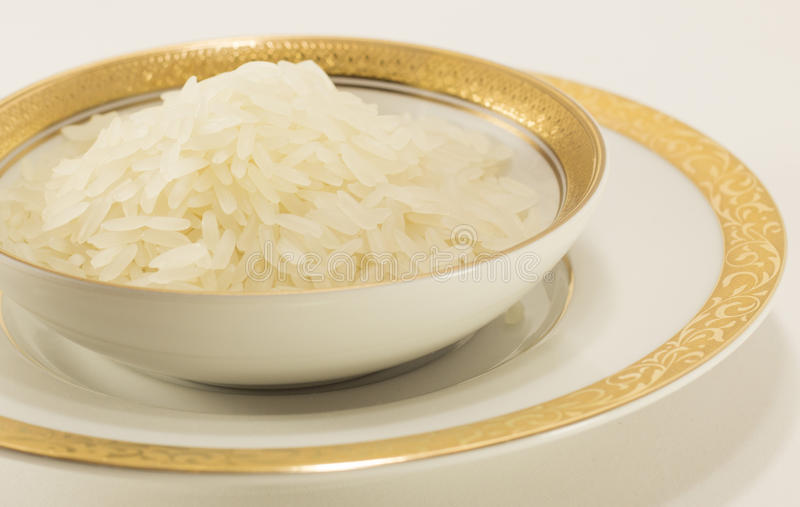 Thai Jasmine Rice stock photos