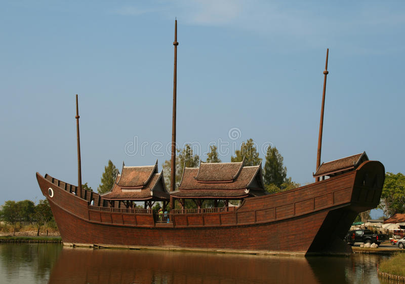 Download Thai Junk In Ancient City Stock Photos - Image: 34328163