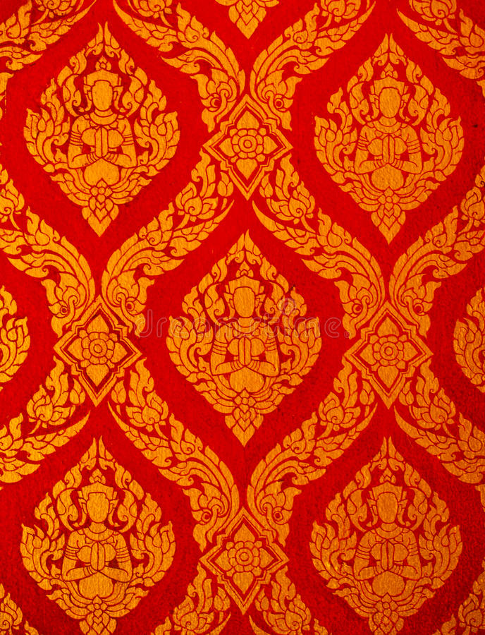 thai konst royaltyfri foto