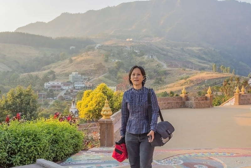 thai kvinna fotografering för bildbyråer