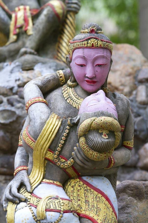 Thai Literature. Stock Images