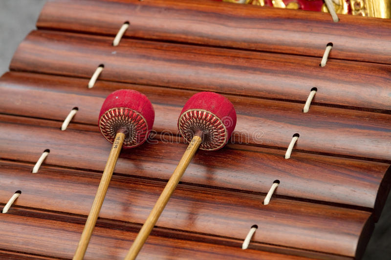 Download Thai Musical Instrument. Stock Photos - Image: 21144953