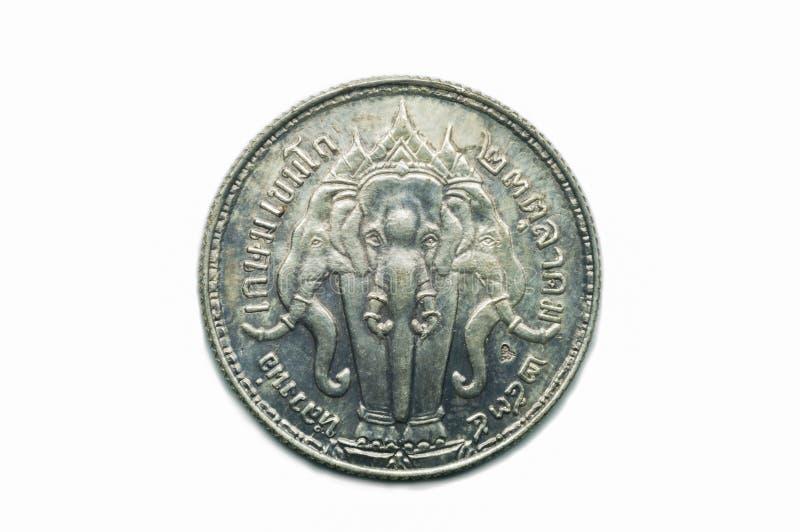 thai mynt arkivfoto