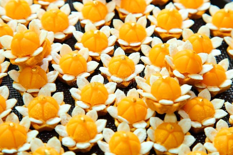 Download Thai Native Ancient Dessert Called Ja Mongkut, D Stock Image - Image: 25235561