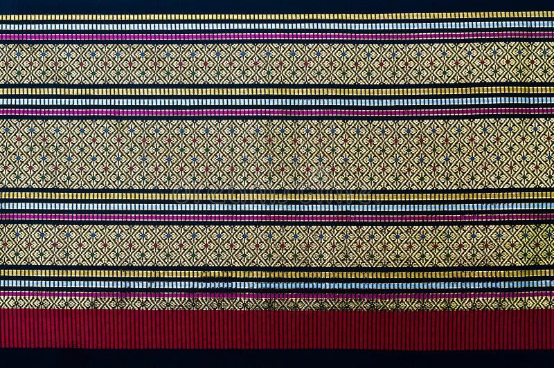 Thai native fabric weave