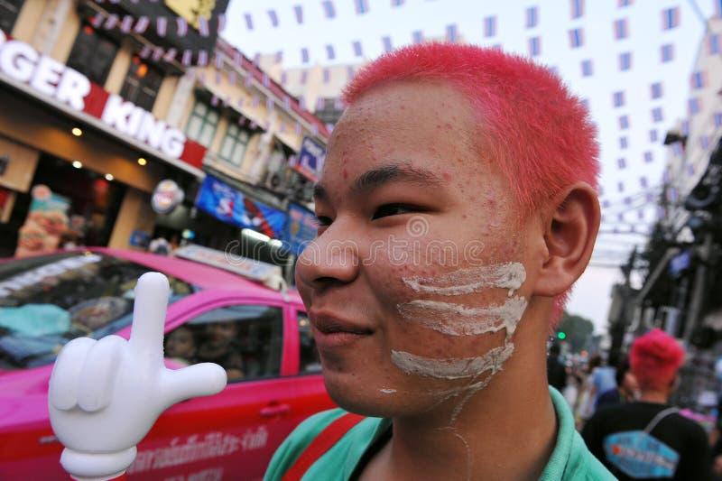 Download Thai New Year - Songkran editorial stock photo. Image of destination - 30411748