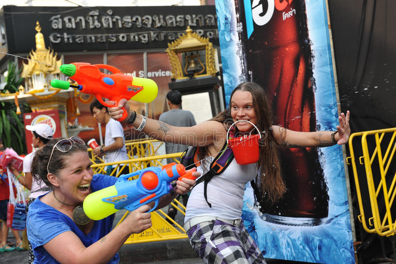 Download Thai New Year - Songkran Editorial Stock Photo - Image: 30411453