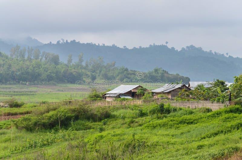 Thai old style Village