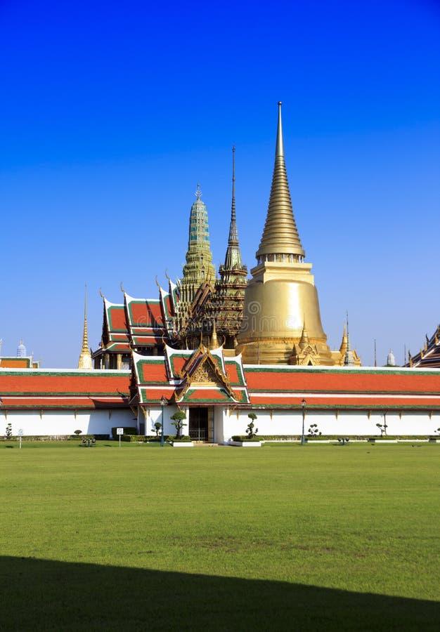 Thai Palace. royalty free stock photos