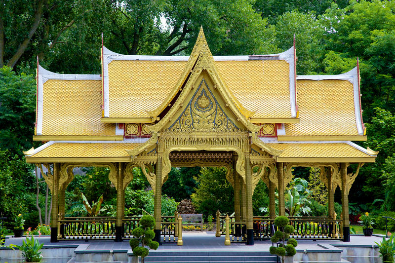 Download Thai Pavilion (sala) Royalty Free Stock Photography - Image: 32540377