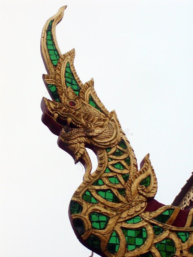 thai prydnadtak fotografering för bildbyråer