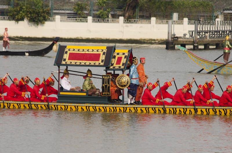 Download Thai Royal Barge In Bangkok Editorial Image - Image: 33518920