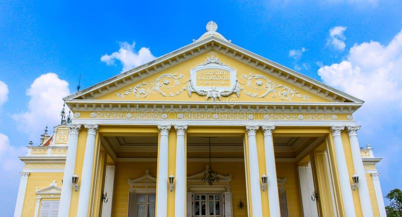Download The Thai Royal Residence At Bang Pa-In Royal Palace Stock Photo - Image: 31413580
