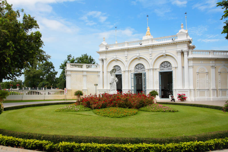 Download Thai Royal Palace stock image. Image of history, asia - 31570703