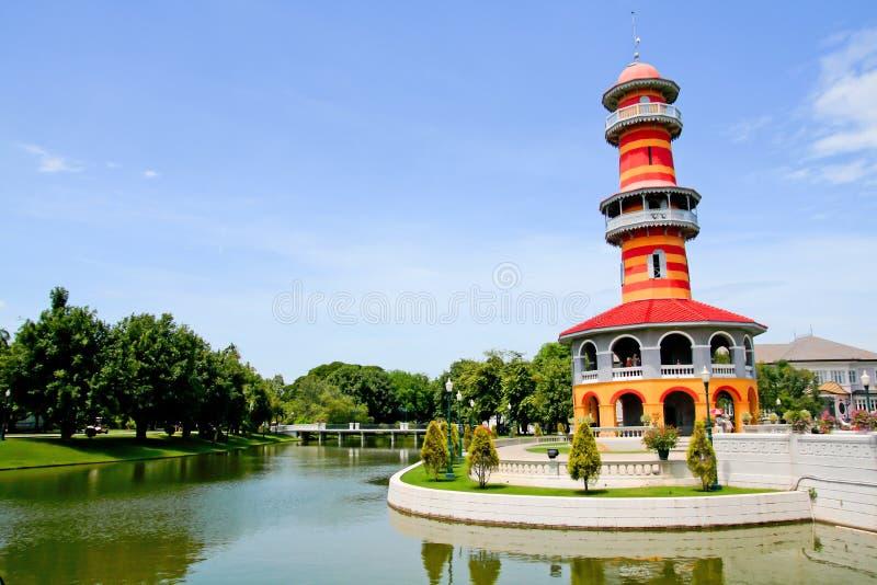 Download Thai Royal Residence At Bang Pa-In Royal Palace Royalty Free Stock Photography - Image: 31570777