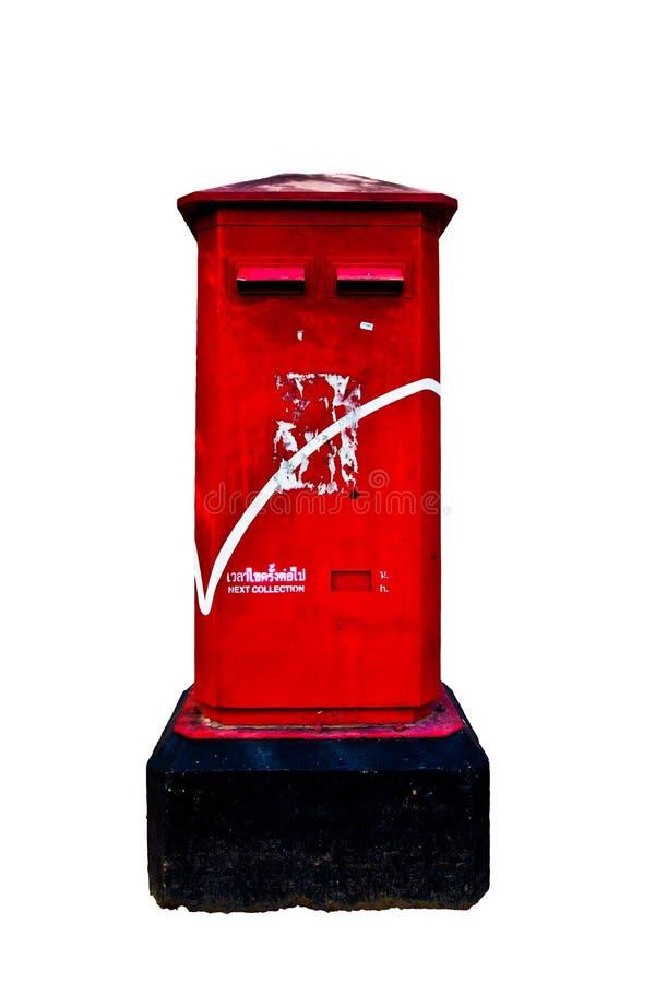 Thai's post box stock photography