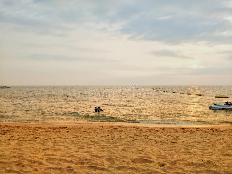 Thai sea royalty free stock photos