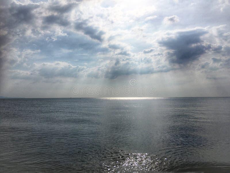 Thai sea stock photography