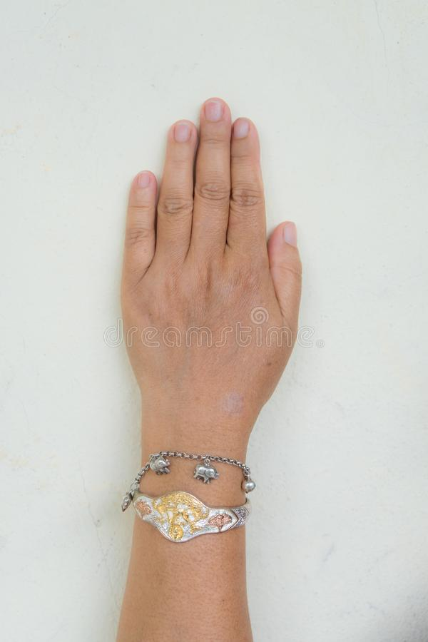 Thai Jewelry Stock Photo Image Of Hanging Precious