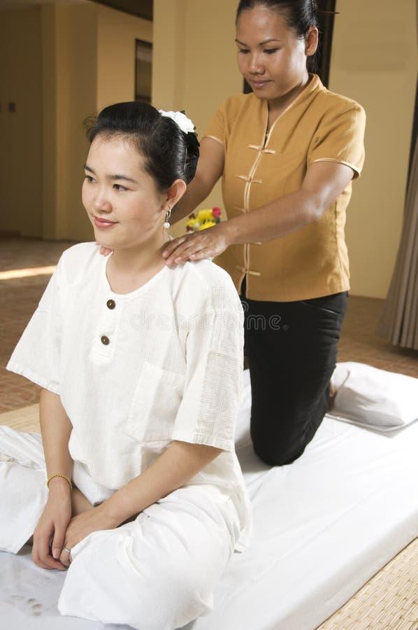 Free Thai Spa Massage 2 Royalty Free Stock Photo - 8836845