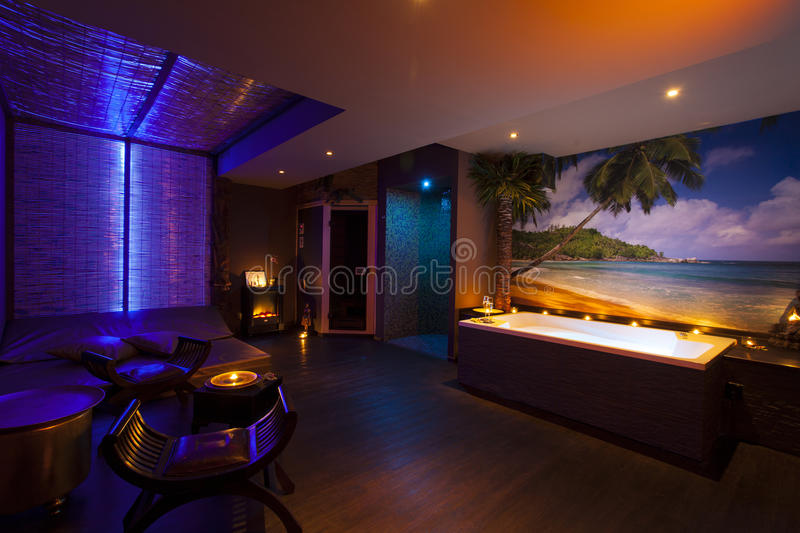 Thai SPA in Slovenia royalty free stock photo