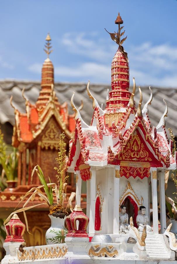 Download Thai Spirit House 05 Royalty Free Stock Photos - Image: 25850468