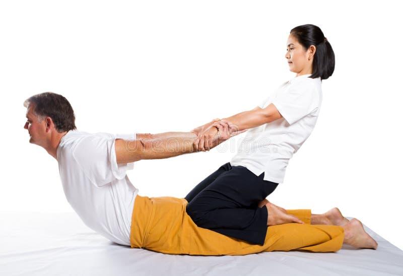Thai Stretch Stock Photos