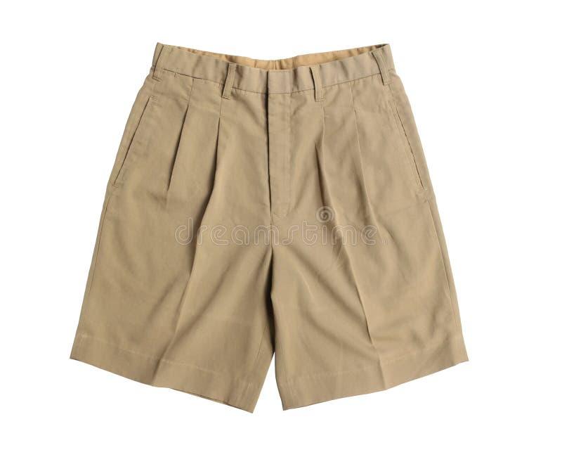 Thai student shorts stock photo