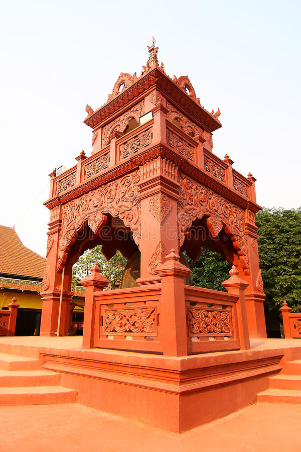 Download Thai Style Bell Tower Stock Photography - Image: 30755852