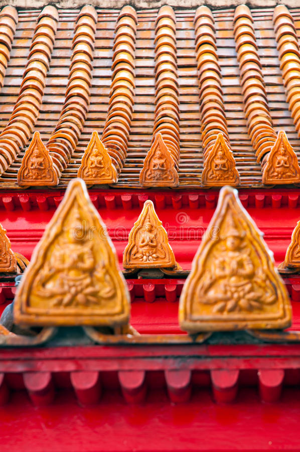 Download Thai Style Buddhism Temple Roof Tiles Stock Photo - Image: 24479024
