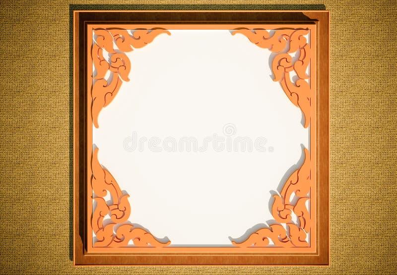 Download Thai style stock illustration. Image of white, thai, thailand - 31997872