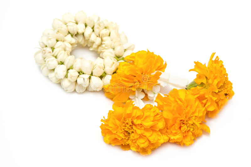 Download Thai style garland stock photo. Image of natural, beauty - 26233978