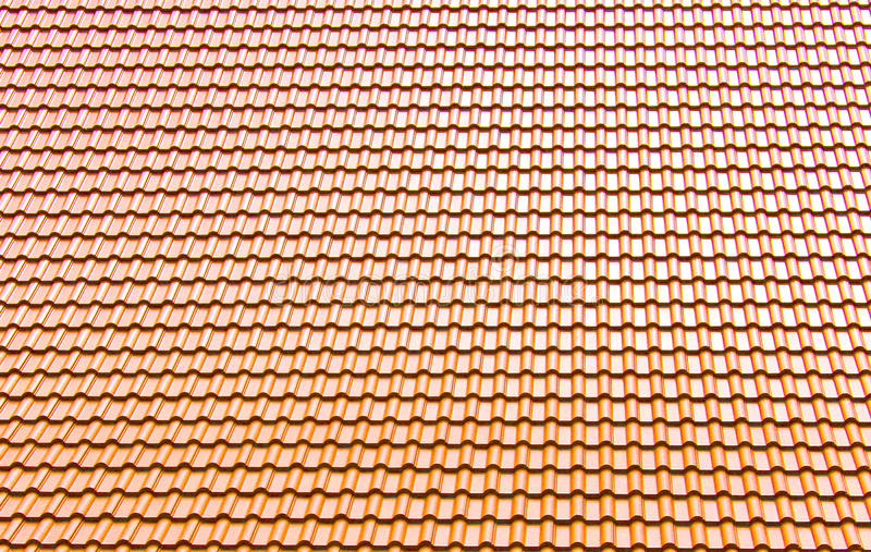 Thai style roof for house royalty free stock images