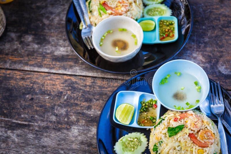 Thai tasty cuisine royalty free stock photography