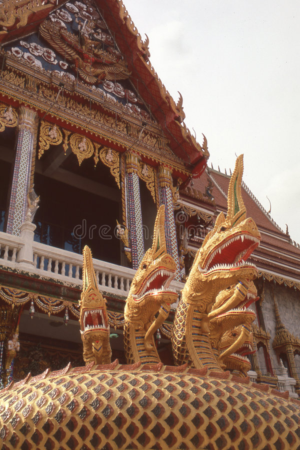 Free Thai Temple Royalty Free Stock Image - 7192076
