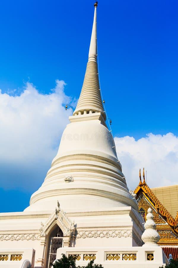 Thai Temple in Bangkok. Thailand stock photography