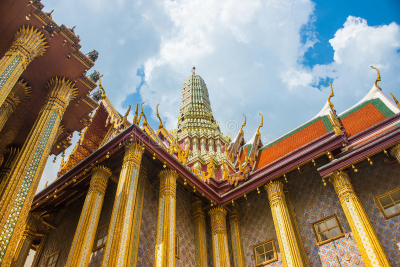Download Thai Temple Of The Emerald Buddha Stock Image - Image: 83705839