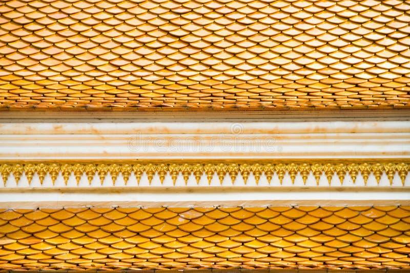 Download Thai Temple Roof, Wat Prathatnongbua Stock Photo - Image: 26568112